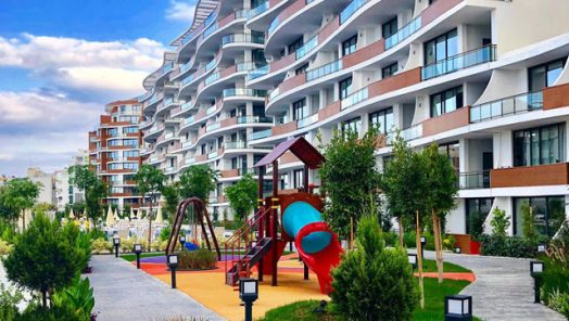 Apartments In Zeytinlik / Kyrenia