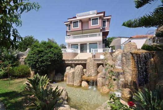 Mansion Villa for sale in Oba, Alanya (1)