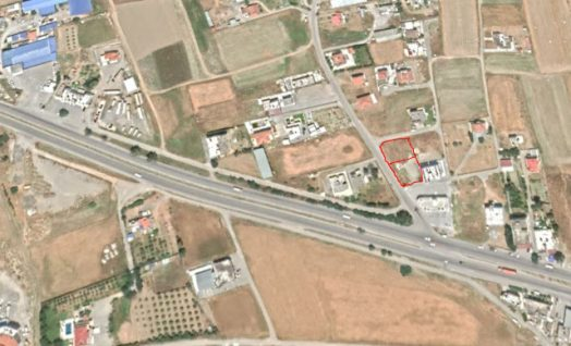 Land for sale in cihangir
