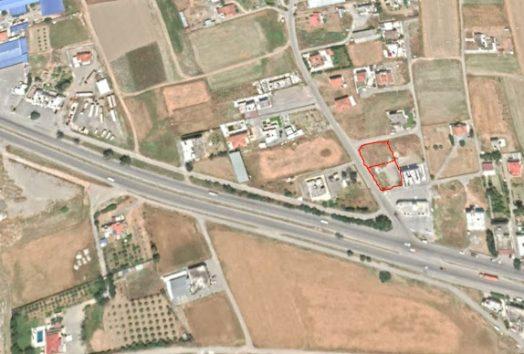 Land for sale in cihangir